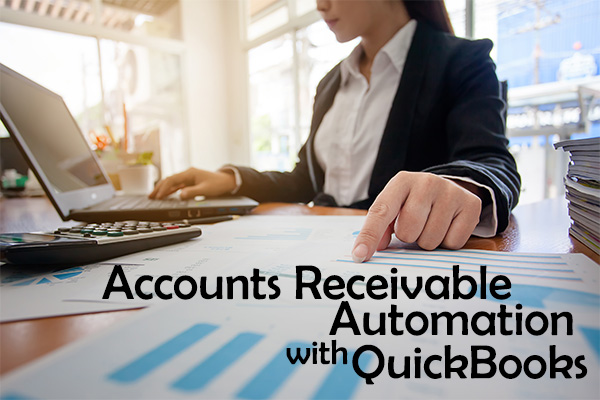 Accounts Receivable automation with QuickBooks